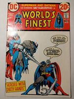 DC Comics World's Finest #217 May 1973