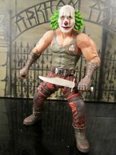 DC Collectibles Batman: Arkham City: Series 3 Clown Thug with Knife loose