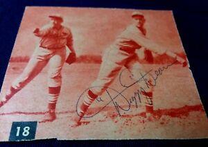 Dizzy Dean Autograph Magazine Clipping, 3 x 3