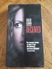 Deceived (VHS, 1992)