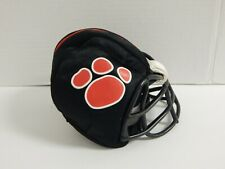 Build A Bear ~ Football Helmet * Black w/Red Paw Print