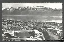 Stadium Stade Olympique de la Pontaise Lausanne Switzerland 60s