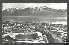 Stadium Stade Olympique de la Pontaise Lausanne Switzerland 60s