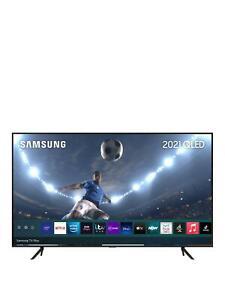 Samsung 50 inch, QLED, 4K Ultra HD Smart TV, Disney+, Apple TV, NOW TV, BT Sport