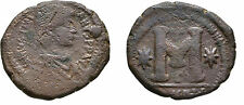 Ancient Byzantine 537-8 Justinian I Large Follis #2- Nice