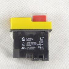 Einbau Schalter KEDU KJD20-2, 2S, Unterspannungsauslöser, Geräteschalter Neu OVP
