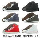 Converse Chuck Taylor All Star Canvas Multi Hi Colors 100% Authentic *NO BOX