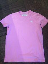 Abercrombie and Fitch Donna/Ragazze T-shirt taglia S muscle ottime condizioni