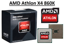 AMD Athlon X4 860K Quad Core ''Kaveri'' Processor 3.7 - 4.0 GHz, FM2+, 95W CPU