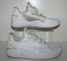 Nike Fl-RUE 880994-100 Mens Running Triple White Trainers UK 9.5