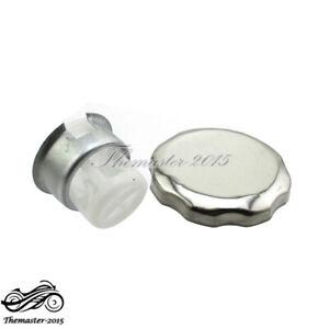 Fuel Tank Gas Cap Filter Set For Honda GX120 GX140 GX160 GX200 GX240 GX270 GX340