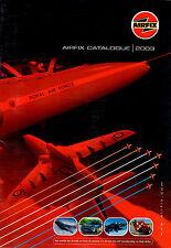 Airfix 2003 Construction Kit Catalogue