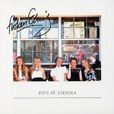 CD Svezia: Fröken Elvis, Elvis Presley på PA Svenska in svedese, NUOVO