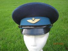 Soviet Issue Military Visor Hat Size 57