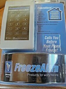 Freeze Alarm Model FA-700  New in Package  No Installation No Fees