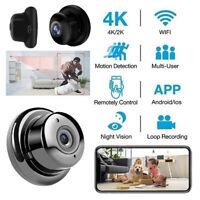 Mini Wireless WIFI IP Camera HD 1080P Smart Home Security Camera Night Vision US