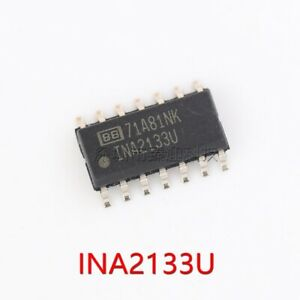 1PCS/5PCS INA2133U Precision Difference Amplifier SOP14