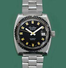 Vintage 1960s 20 atm Automatic Divers GIVAL Watch 25 Jewel Automatic ETA 2772