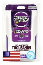 Action Replay for GameCube (for use on US consoles - NTSC US)