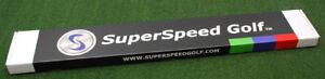 SuperSpeed Golf Overspeed Training System Aid Men Womens Senior Junior - NEW