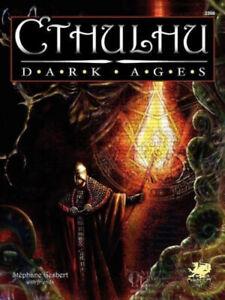 Cthulhu Dark Ages (Cthulhu Dark Ages) by Gesbert, Stephane