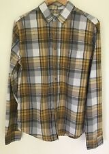 Aeropostale Button Front Long Sleeve Cotton Casual Shirt Size Small Petite