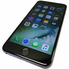 Unlocked Apple iPhone 6S Plus 16GB Black/Space Gray iOS 10.3.2 GSM 4G Grade A-