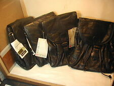 New ~Wholesale Lot of 4 pcs Leather C-S Backpack. Purse Bag ~Excellent  # NG 2