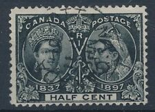 [56158] Canada 1897 good Used F/VF stamp $100