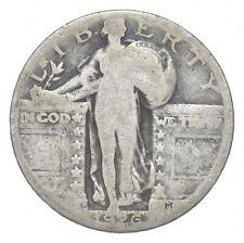 Better 1926-D - US Standing Liberty 90% Silver Quarter Coin Set Break *417