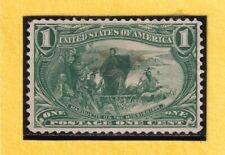 US STAMP SC# 285 1c 1898 *MINT NG CV$25.00 631