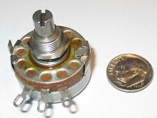 Allen Bradley 5k Ohm Linear Taper 2 Watt Potentiometer 38l Shaft Withslot Ref
