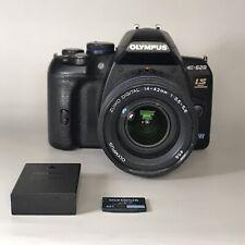 Olympus EVOLT E-620 12.3MP Digital SLR Camera w/ Zuiko 14-42mm Lens, Works Great