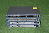 CISCO CCNA CCNP CCIE Lab 2x CISCO2811, 2x WS-C3560-48PS-S, WIC-2T w/ USB Guiding
