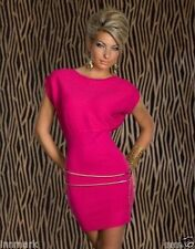 Boat Neck Stretch, Bodycon Clubwear Dresses for Women