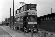 Leeds Corporation Tramcar 181 Crossgates Tram Photo