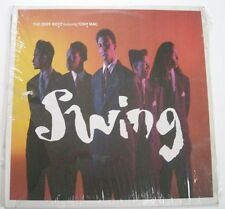 "The DEFF BOYZ featuring Tony MAC ""Swing"" (Vinyle Maxi 45t / EP) 1990"