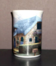 2004 Lilac Cottage From a Thomas Kinkade Oil Painting - Coffee Mug