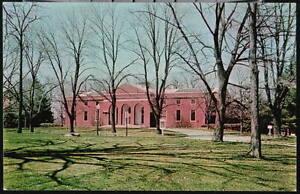 WILMINGTON DE Delaware Fine Art Center Vtg Postcard