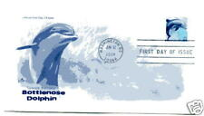 4388  64c Bottlenose Dolphin,  Artcraft, FDC