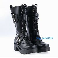 KERA Sweet DOLLY Lolita BOOTS GOTH Shoes 5.5-11, 34-44