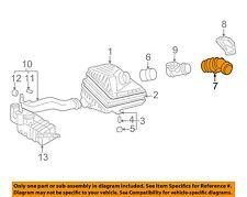 HYUNDAI OEM 99-05 Sonata Air Intake-Intake Hose 2813937101 28139-37101