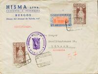 España. State Spanish Mail Certificado. State Spanish Mail Certificado. H