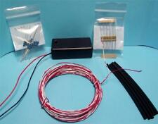 9v Battery Operated Power Supply & Conversion Kit for Use with Our Model Lights