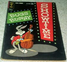 Bugs Bunny Showtime 86 FN/VF (7.0) Giant-Size! Mary Jane & Snifles 50% off Guide