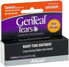GenTeal Tears Ointment Long Lasting Night-time Relief, Severe 3.5 g (0.12 Fl Oz)