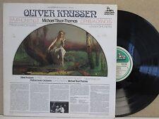unicorn RHD 400 KNUSSEN Symphony No 3/BAINBRIDGE Viola Concerto TILSON THOMAS LP