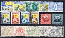 Nederland Jaargang 1949 zonder de langlopende serie smetteloos postfris