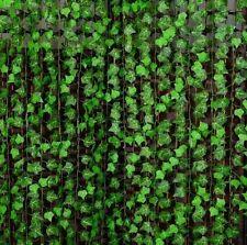 24x 7.9ft Artificial Ivy Leaf Garland Plant Vine Fake Foliage Flowers Home Decor