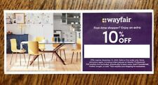 WAYFAIR.com Discount/Coupon Code | 10% Off Your First Order - EXPIRES 12/31/2020